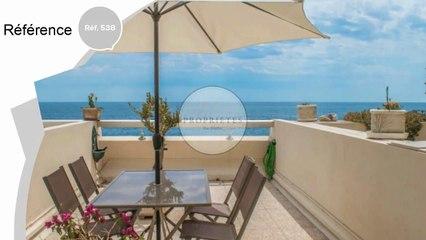A vendre - Appartement - Sete (34200) - 3 pièces - 57m²