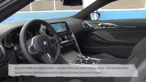 Das neue BMW 8er Coupé - Interieur Design
