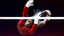 Simone Biles leads US gymnastics team to team gold in Qatar