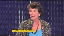 """Hausse du prix des carburants : """"On ne se bat pas pour les générations futures aujourd'hui, on se bat pour les générations qui sont déjà nées (...) il faut qu'on propose aux gens d'autres moyens de se déplacer"""", déclare Isabelle Autissier (WWF France)"""