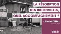 5   La résorption des bidonvilles, obstacles identifiés