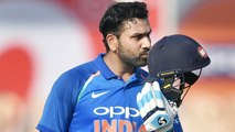 India VS West Indies: Rohit Sharma make this special record in Mumbai ODI | वनइंडिया हिंदी