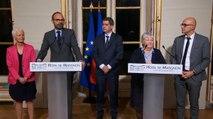 Vers la fusion des deux départements d'Alsace