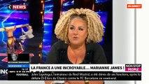 EXCLU - Marianne James ironise sur les émissions dans lesquelles les jurés manquent de personnalités et ne font pas le show - VIDEO