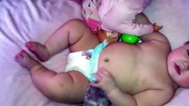 LOOK AT THOSE CHEEKS! Cutest Chubby Baby - Funny Babies Videos Compilation