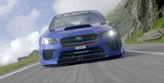 VÍDEO: Subaru STI Type RA, en Nürburgring, Goodwood y ahora en  Transfagarașan