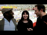 Ortis Deley & Suzi Perry Interview at The London Toy Fair 2012