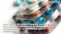 Un nouveau test pour lutter contre la résistance aux antibiotiques