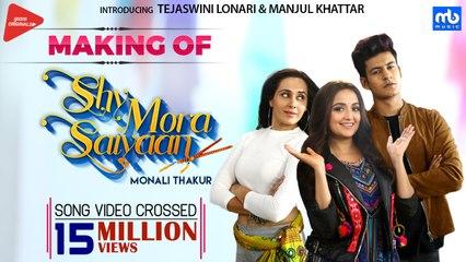 Making  Of Shy Mora Saiyaan   Meet Bros ft. Monali Thakur   Manjul   Tejaswini   Shabbir   Shabina