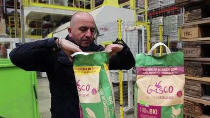 Gasco  étend sa gamme d'aliments bio pour animaux