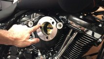 How To Install A Screamin' Eagle Heavy Breather Air Cleaner