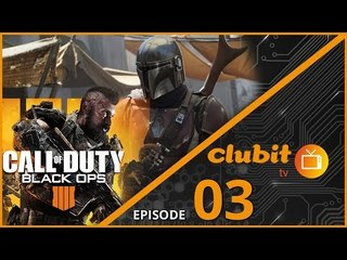 Call of Duty Black Out Mode details, Star Wars TV series details  - Clubit TV Show   Episode 03