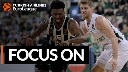 Focus on: Keith Langford, Panathinaikos OPAP Athens