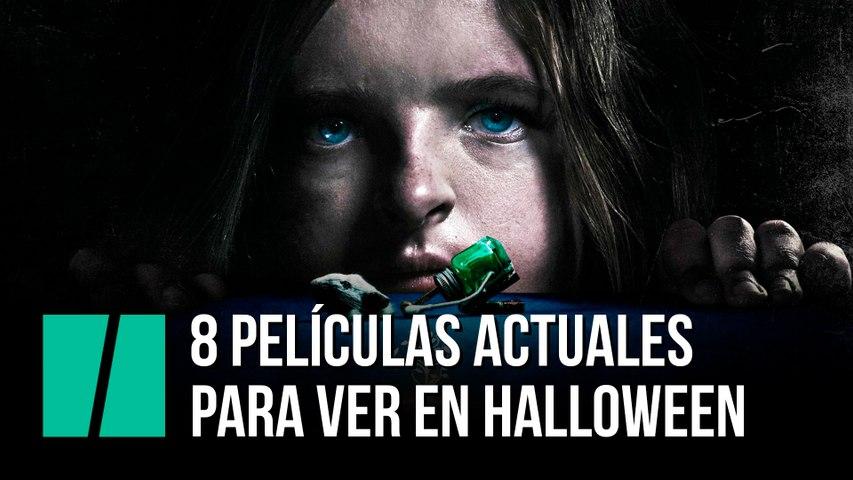 8 películas actuales para ver en Halloween