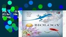 F R E E [D O W N L O A D] Biology: Study Workbook A by