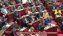Les questions d'actualité au gouvernement - Sénat 360, 100% Questions d'actualité au Gouvernement (30/10/2018)