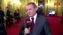PMA :  «Il nous paraît fondamental que le débat parlementaire soit libre», réagit Philippe Bas