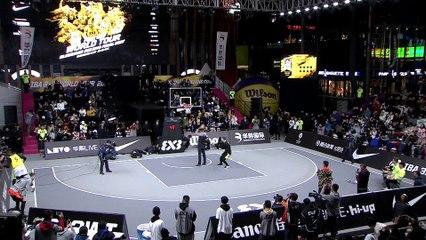 FIBA 3X3 WORD TOUR 2017 FINAL  CHINA