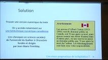 """Rencontre """"Education aux médias et à l'information"""" :  MOOC EMI"""