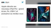 Apple présente de nouveaux iPad Pro, aussi puissants que des ordinateurs
