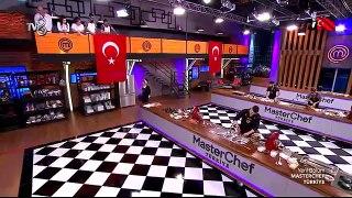 Dokunulmazlik mucadelesi 17 Bolum MasterChef Turkiye