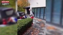 Paul Pogba fait de l'autodérision après sa course d'élan lors de Man Utd - Everton (vidéo)