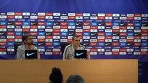 FC Barcelona prepare to take on Cultural Leonesa in the Copa del Rey