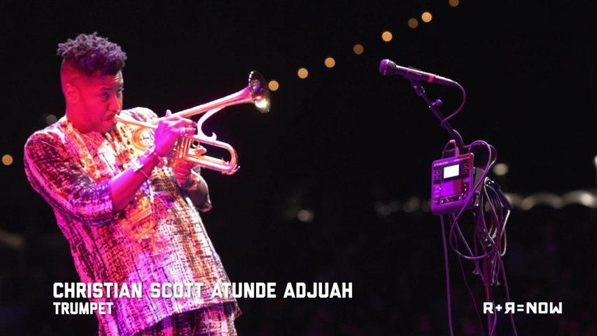 R+R=NOW - Behind The Sound - Christian Scott aTunde Adjuah