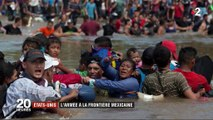 États-Unis : Donald Trump veut envoyer l'armée à la frontière mexicaine