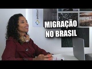 MIGRAÇÃO no Brasil: integração, CRAI, Pastoral do Migrante | Entrevista com Karine de Souza (pt 2)