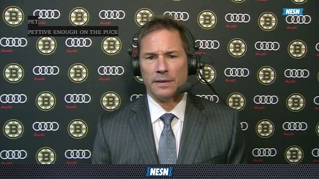 Bruins Overtime Live: Bruce Cassidy Reacts To Boston's Win Over Hurricanes