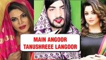 Rakhi Sawant LASHES Out On Tanushree Dutta Through Fan Videos