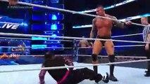 WWE SmackDown Live 30 October 2018 Highlights Full Part - Rey Mysterio & Jeff Hardy Vs Randy Orton & Miz