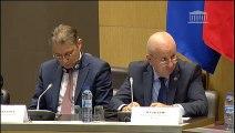 Commission des affaires européennes : Réunion commune avec une délégation de la commission des affaires européennes de la Chambre des députés de Roumanie  - Mardi 30 octobre 2018