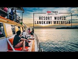 Menjajal Staycation di Resorts World Langkawi, Surga Kecil di Malaysia