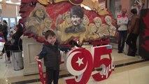 Bahçeşehir Koleji'nde Cumhuriyet'in 95'inci Yılına Özel Coşkulu Kutlama