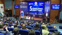 Bakan Pekcan: 'Amacımız firmalarımızı biraraya getirerek rekabet gücü kazanmalarını sağlamak' - ANKARA
