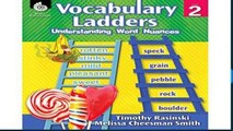 D.O.W.N.L.O.A.D [P.D.F] Vocabulary Ladders: Understanding Word Nuances Level 2 [E.P.U.B]