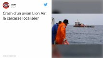 Indonésie. L'avion de Lion Air aurait été localisé en mer de Java.