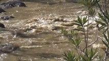 Muere una mujer arrastrada por un río en Vélez-Málaga (Málaga)