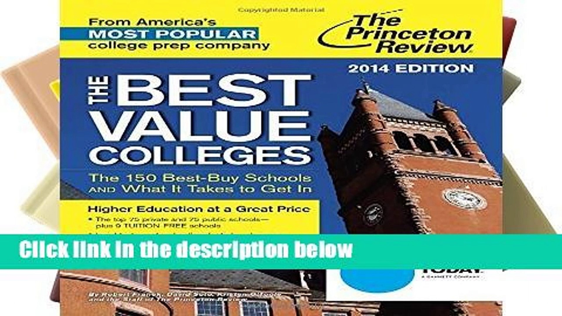 p d f the best value colleges the 150 best buy schools and what it takes to get in colleges video dailymotion dailymotion