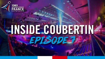 INSIDE COUBERTIN - ÉPISODE 7 – THIS IS COUBERTIN !