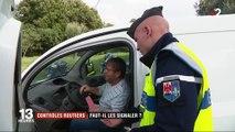 Contrôles routiers : quand les gendarmes s'annoncent sur les réseaux sociaux