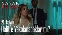Yıldız ve Kemal, Halit'e yakalanacak mı? - Yasak Elma 20. Bölüm