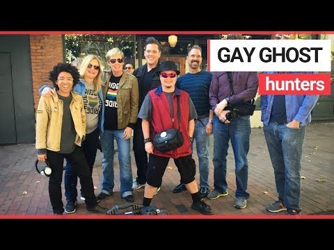 Ghost hunters who exclusively seek out gay spirits | SWNS TV