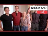 Band plays surprise hotel room show for music-loving couple | SWNS TV