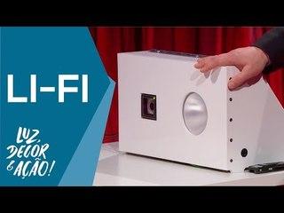 Li-Fi X Wi-fi - Unindo Iluminação e Internet - Luz, Decor & Ação!
