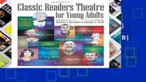 F.R.E.E [D.O.W.N.L.O.A.D] Classic Readers Theatre for Young Adults [E.P.U.B]