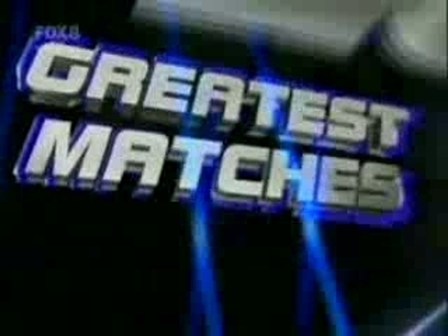 WWe Smackdown 28/12/2007 Greatest Match 2007 Part 3
