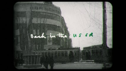 The Beatles - Back In The U.S.S.R.